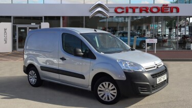 Citroen Berlingo L1 Diesel 1.6 BlueHDi 850Kg Enterprise 100ps
